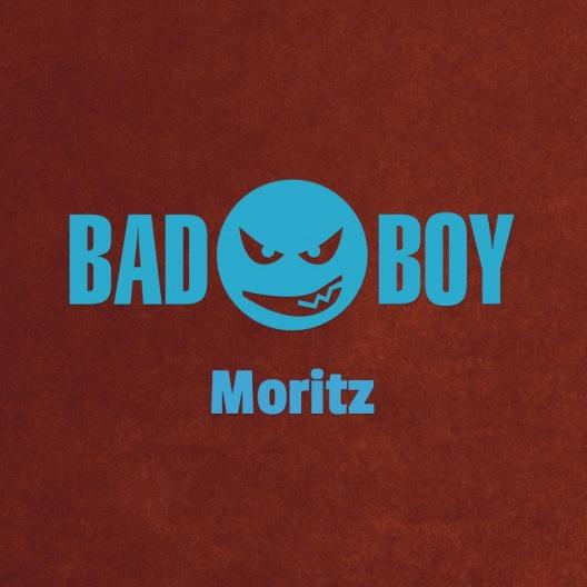 "Türschild ""Bad Boy"""